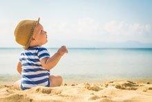 Sonnenallergie: Juckender Ausschlag im Sommer