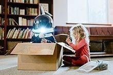 Frühkindliche Bildung: Warum Eltern ihre Kinder mit Spielen am besten fördern