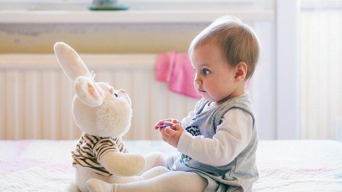 So lernen Kinder spielerisch sprechen