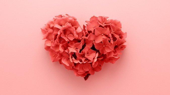 Es liegt Liebe in der Luft... So feiern Familien den Valentinstag