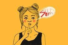 Shhh...Warum Kinder petzen
