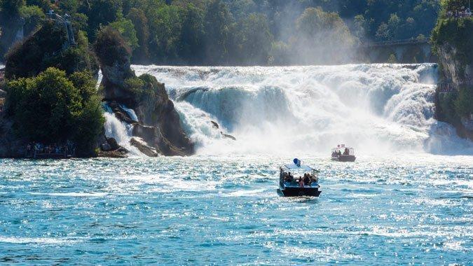Die schönsten Wasserfälle der Schweiz: Wir haben sie gefunden!