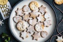 7 Rezepte für einfache Weihnachtsguetzli